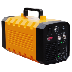 Portable Solar Power Generator for Home Use Storage Power Outdoor Storage Energy Supply UPP-500B